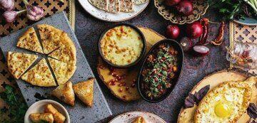 грузинская кухня в Митино